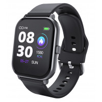 MobilePro G7 Smartwatch & Fitness Tracker - Black