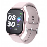 MobilePro G7 Smartwatch & Fitness Tracker - Rose Gold