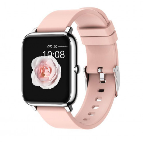 MobilePro V25 Smart Watch and Fitness Tracker - Pink